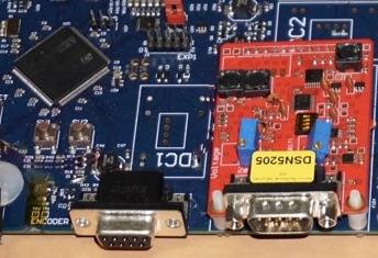 IST Data Capture & Control Board clip