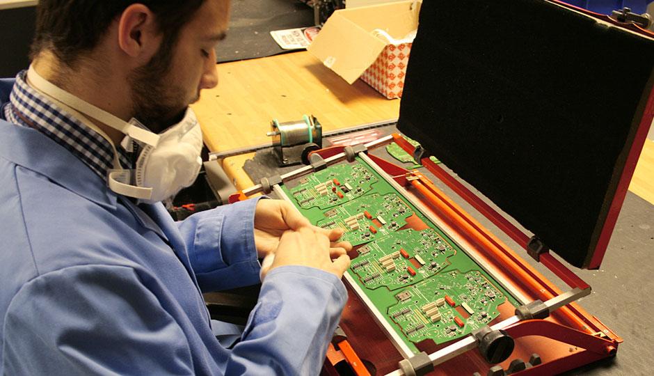 Hand Build PCB